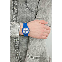 watch multifunction man Hip Hop X-Man HWU0659