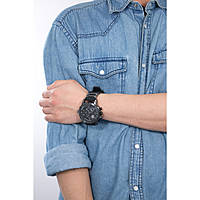 watch multifunction man Police Adder R1451253009