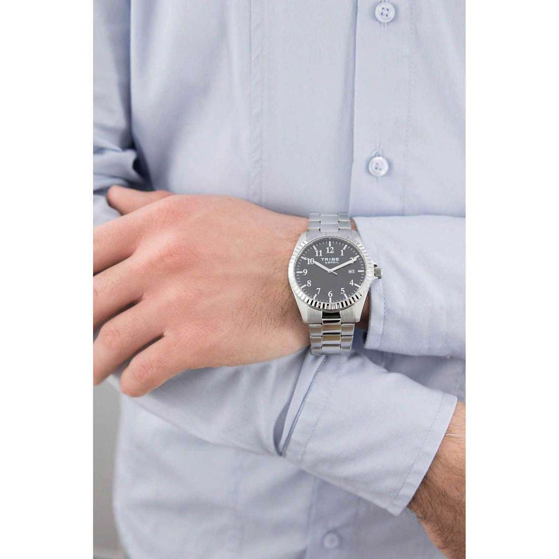 Breil only time Classic Elegance man EW0191 indosso