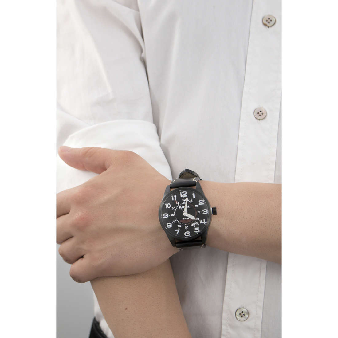 Breil only time Flight Control man TW1382 indosso