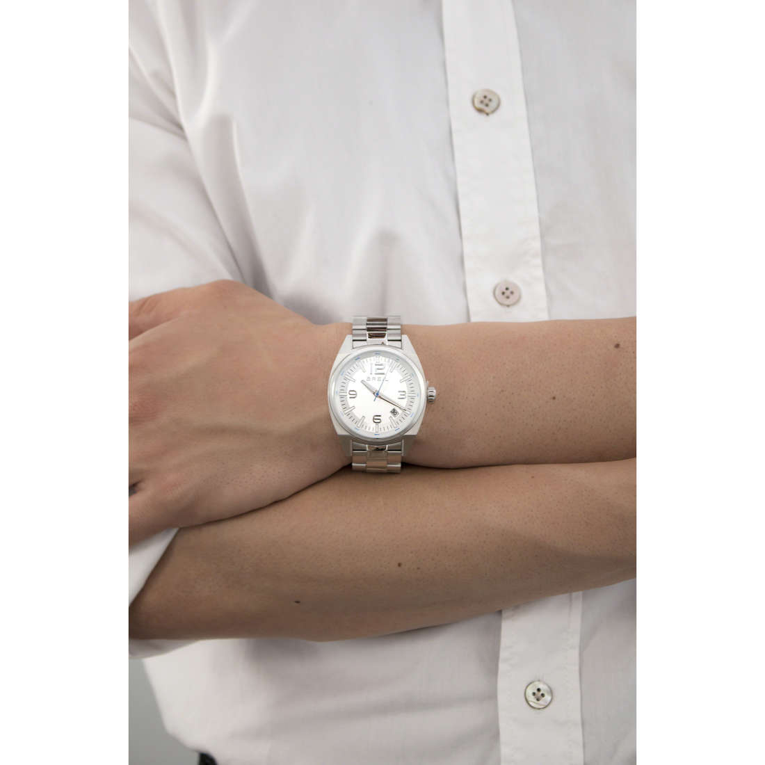 Breil only time Master man TW1408 indosso