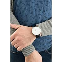 watch only time man Daniel Wellington Classic DW00100020