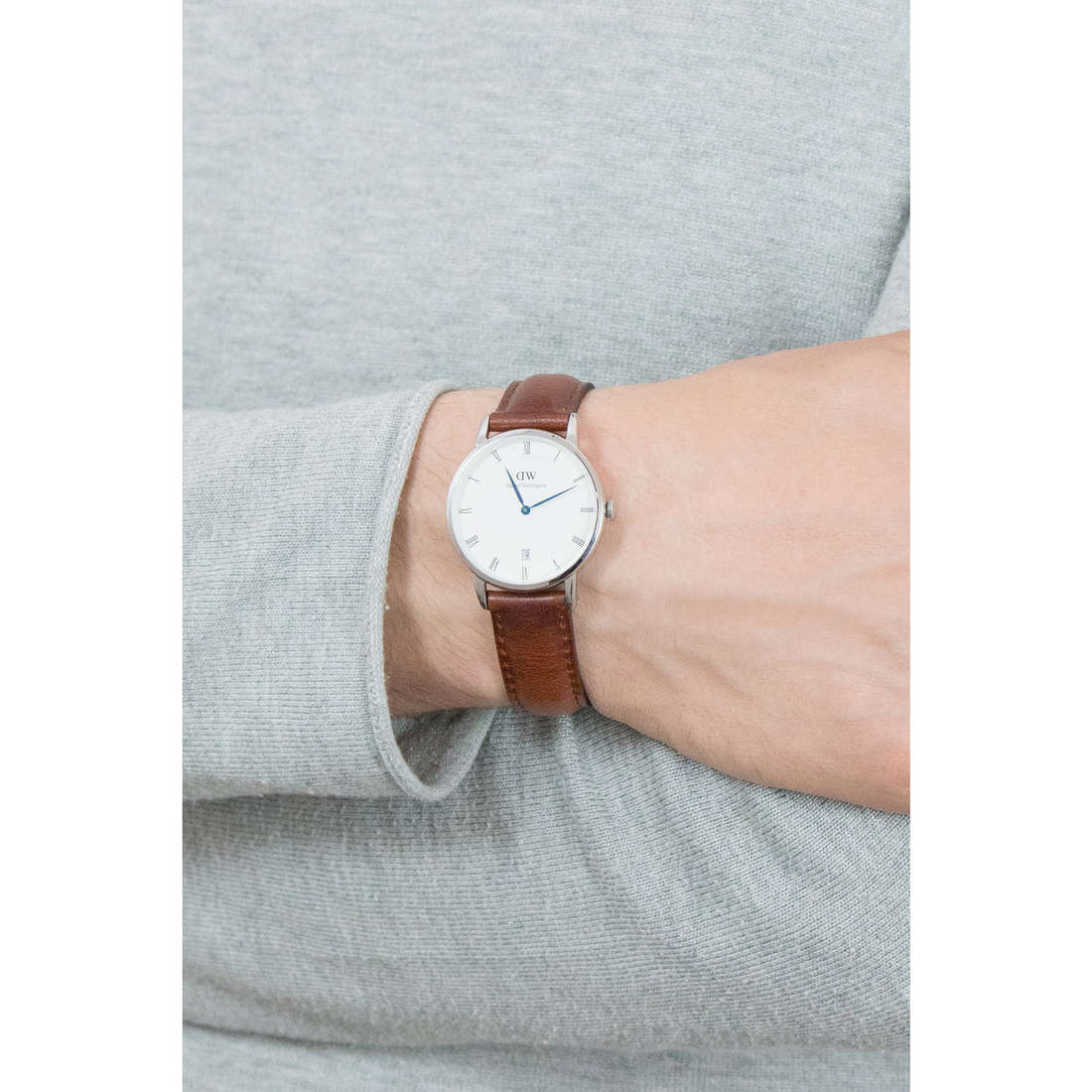 Daniel Wellington only time Dapper St Mawes man DW00100095 photo wearing