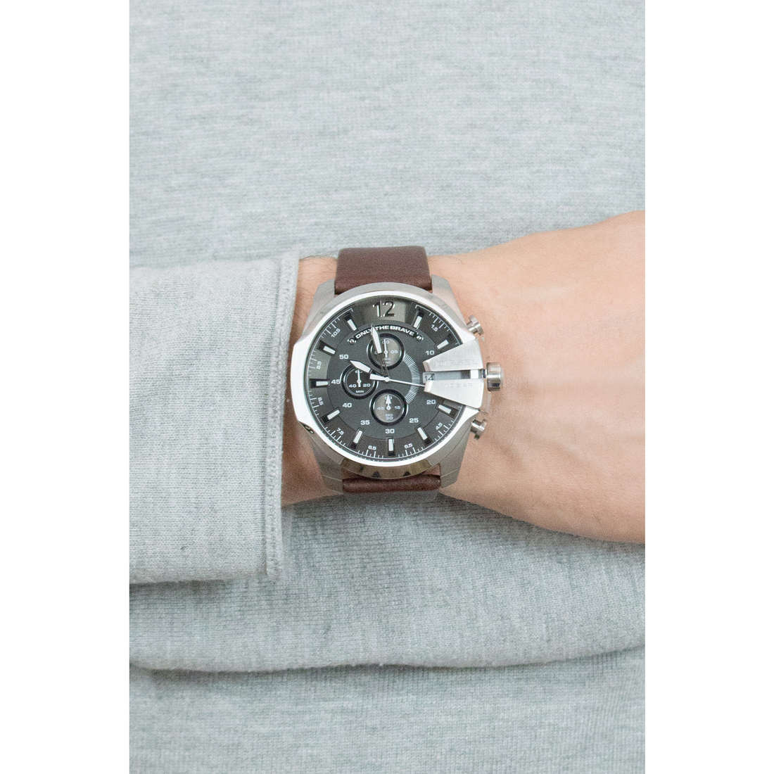 Diesel only time man DZ4290 photo wearing