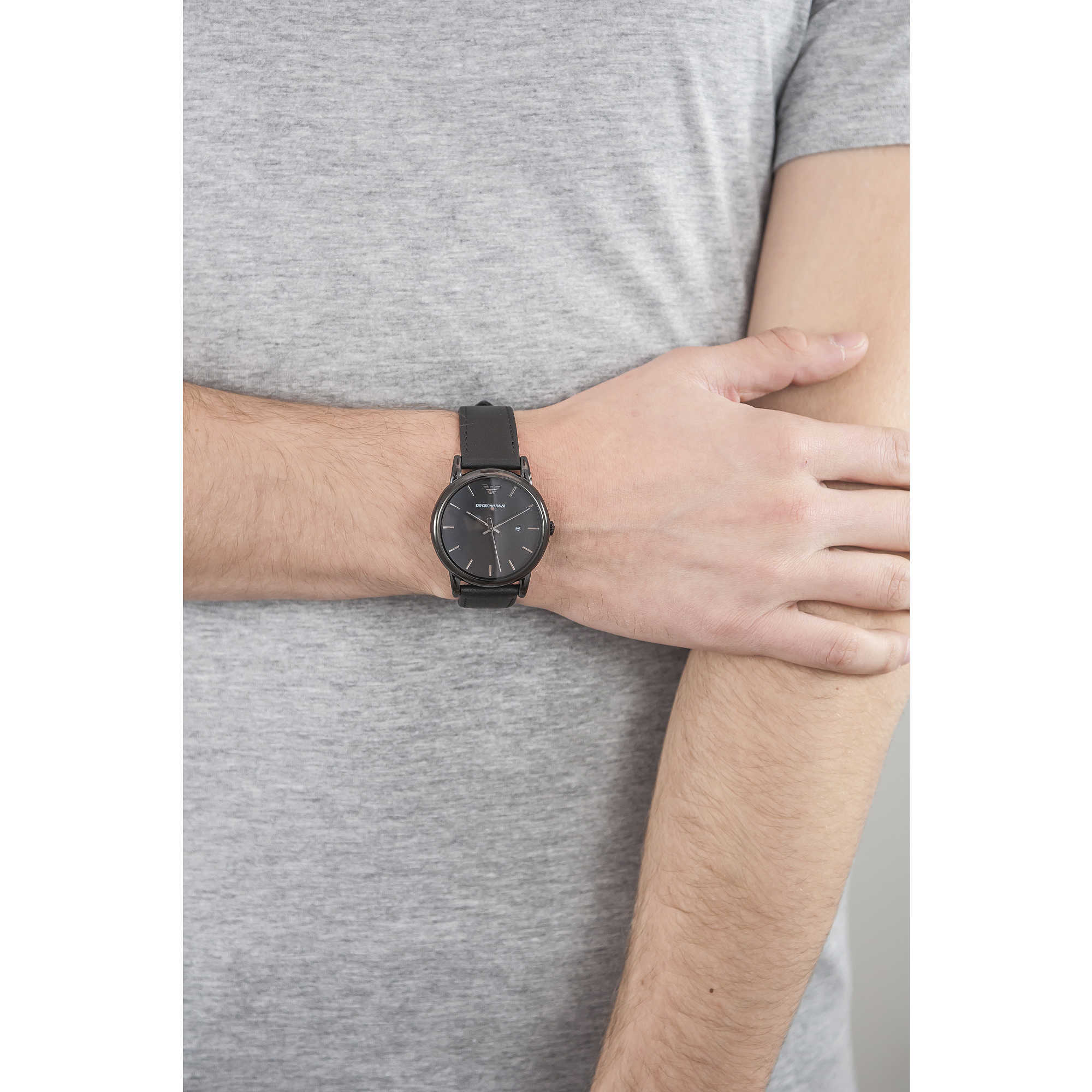 5477900a watch only time man Emporio Armani AR1732 only time Emporio Armani