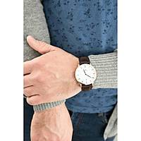 watch only time unisex Daniel Wellington Dapper DW00100086