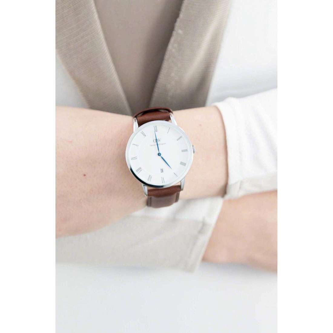 Daniel Wellington only time Dapper woman DW00100087 photo wearing
