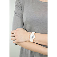 watch only time unisex Hip Hop Crystal Candy HWU0384