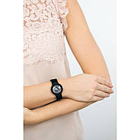 watch only time unisex Hip Hop Velvet touch HWU0134