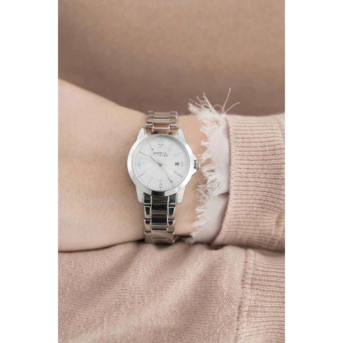 Breil only time Classic Elegance woman EW0195 indosso