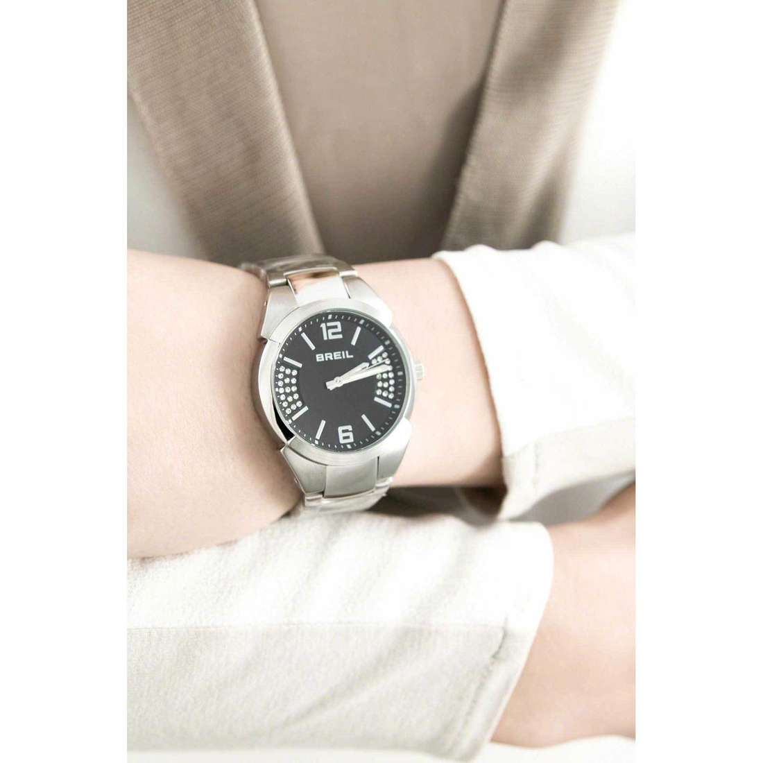 Breil only time Gap woman TW1402 indosso