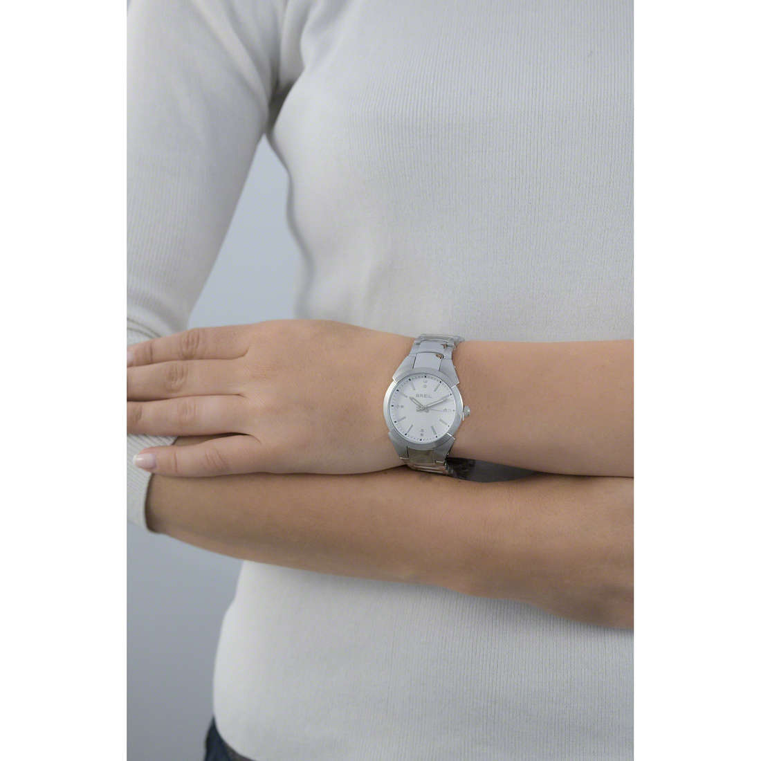 Breil only time Gap woman TW1476 indosso