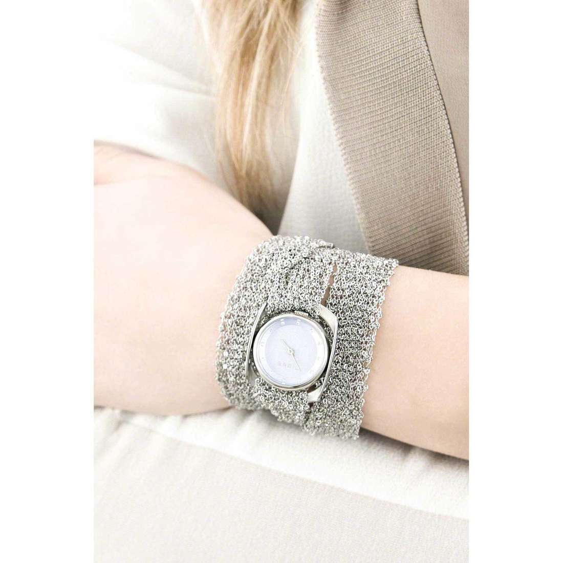 Breil only time Infinity woman TW1351 indosso