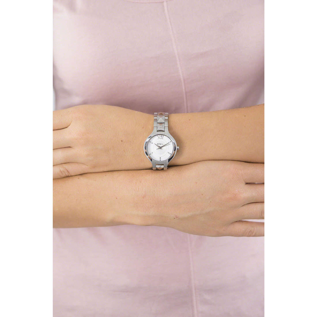 Breil only time Kate In woman TW1464 indosso