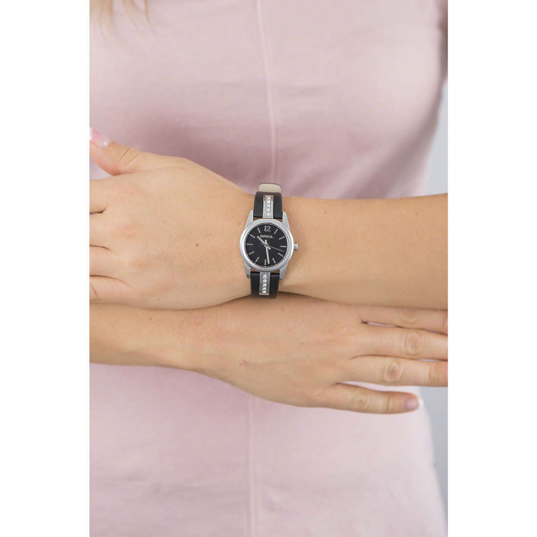 Breil only time Liberty woman TW1395 indosso