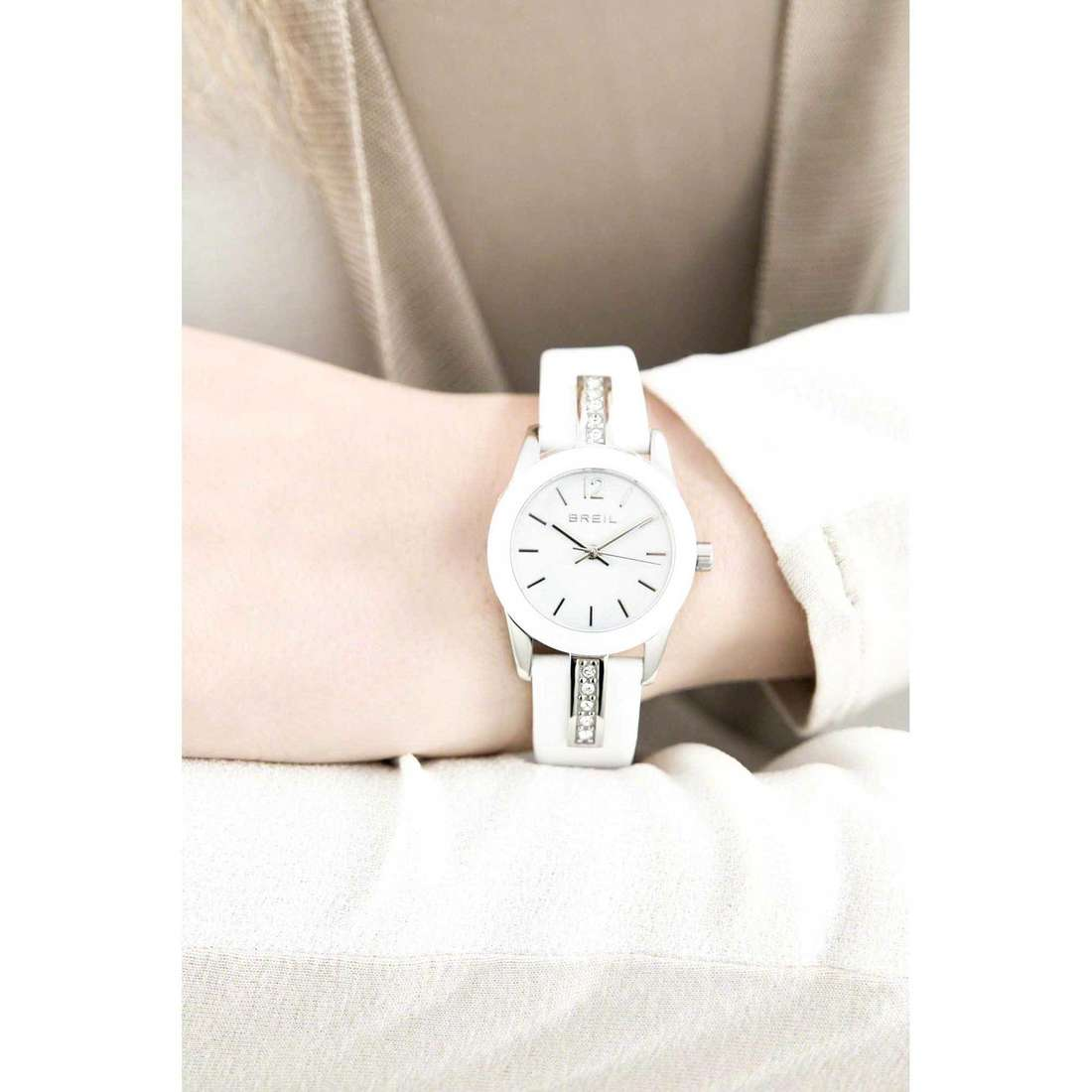 Breil only time Liberty woman TW1396 indosso