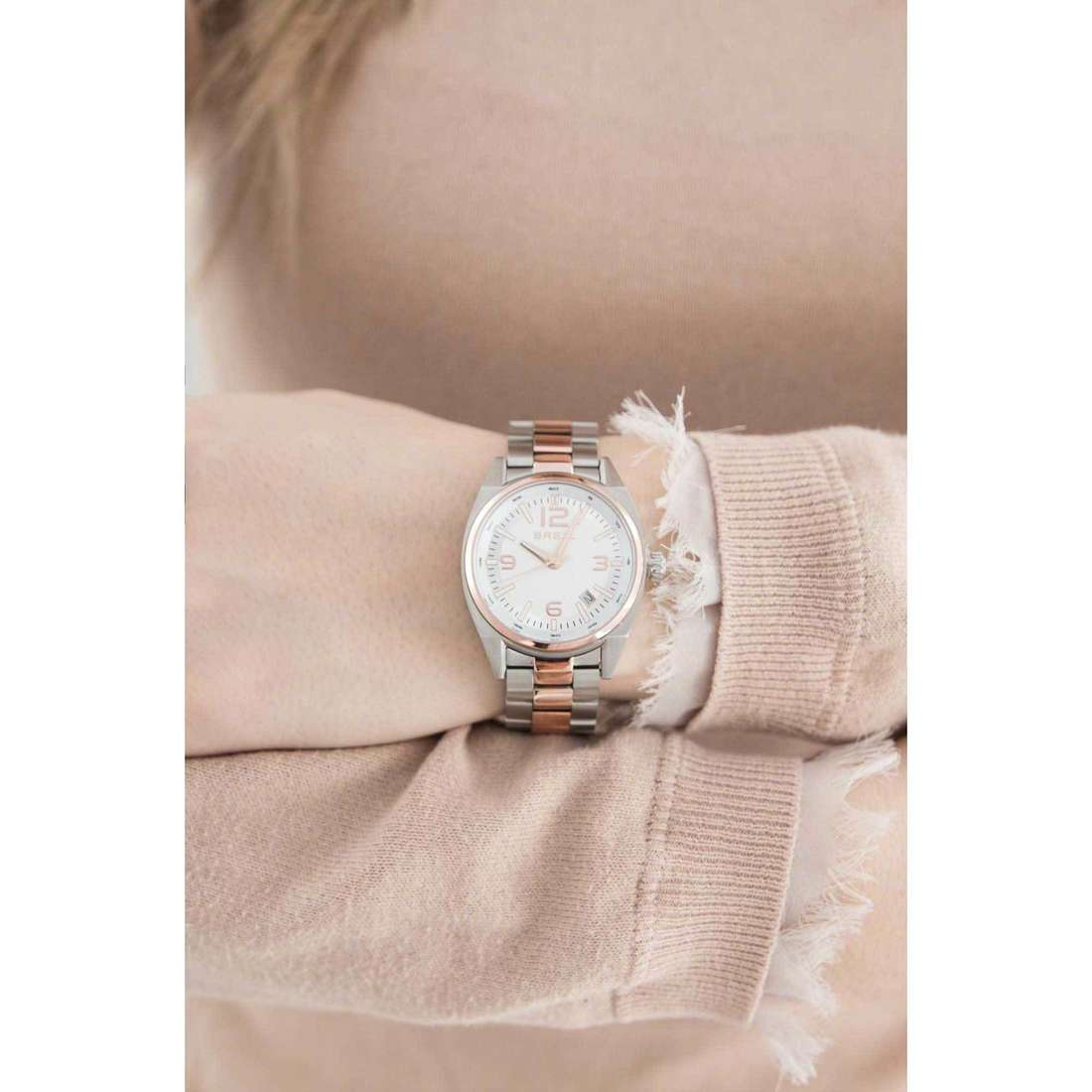 Breil only time Master woman TW1414 photo wearing