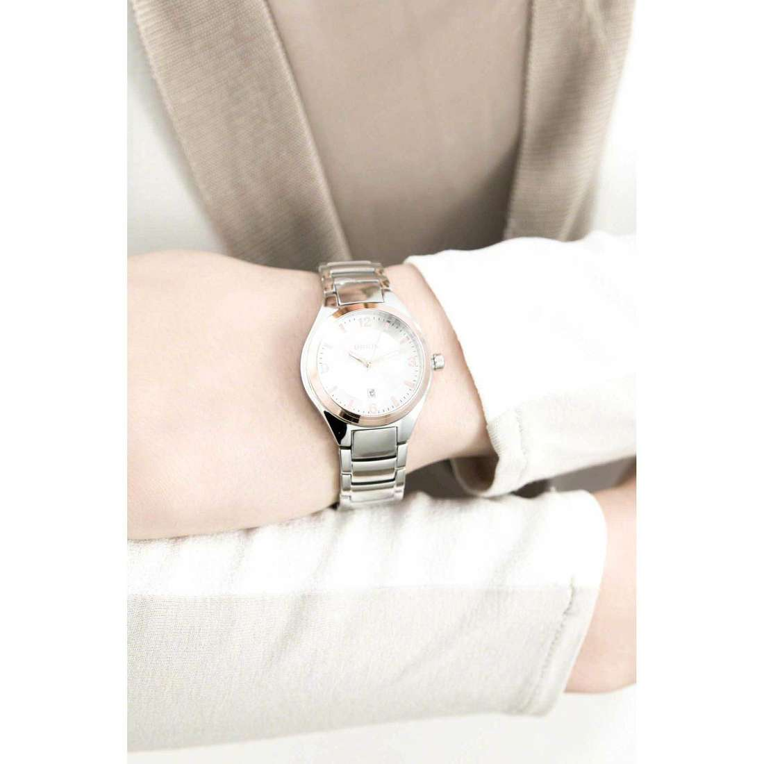 Breil only time Precious woman TW1280 indosso