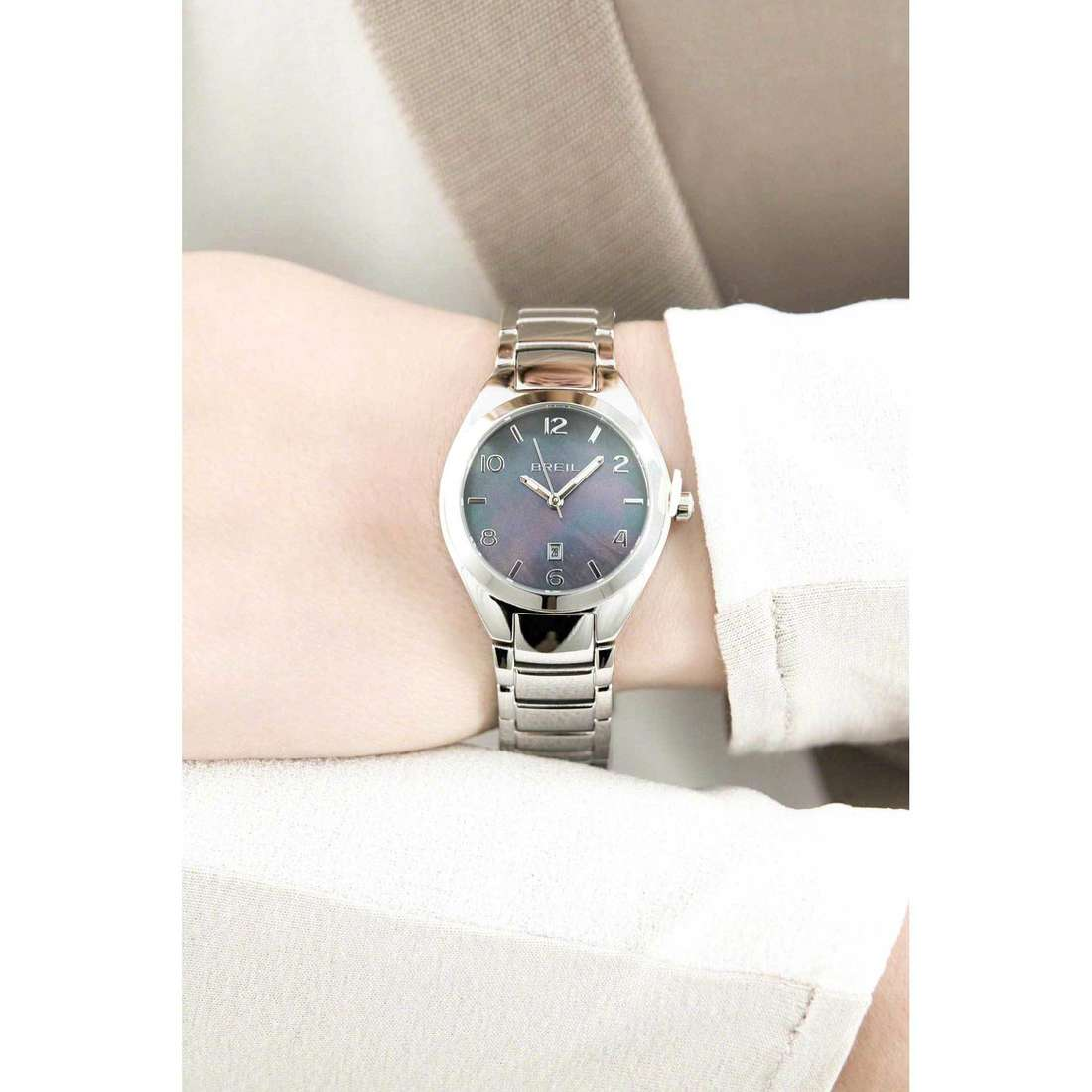 Breil only time Precious woman TW1377 indosso