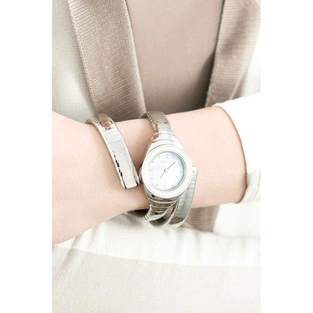 Breil only time Snake woman TW1164 photo wearing