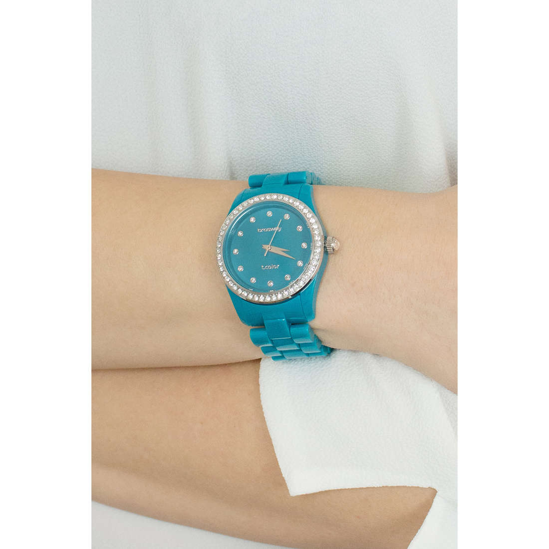 Brosway only time T-Color woman WTC28 indosso