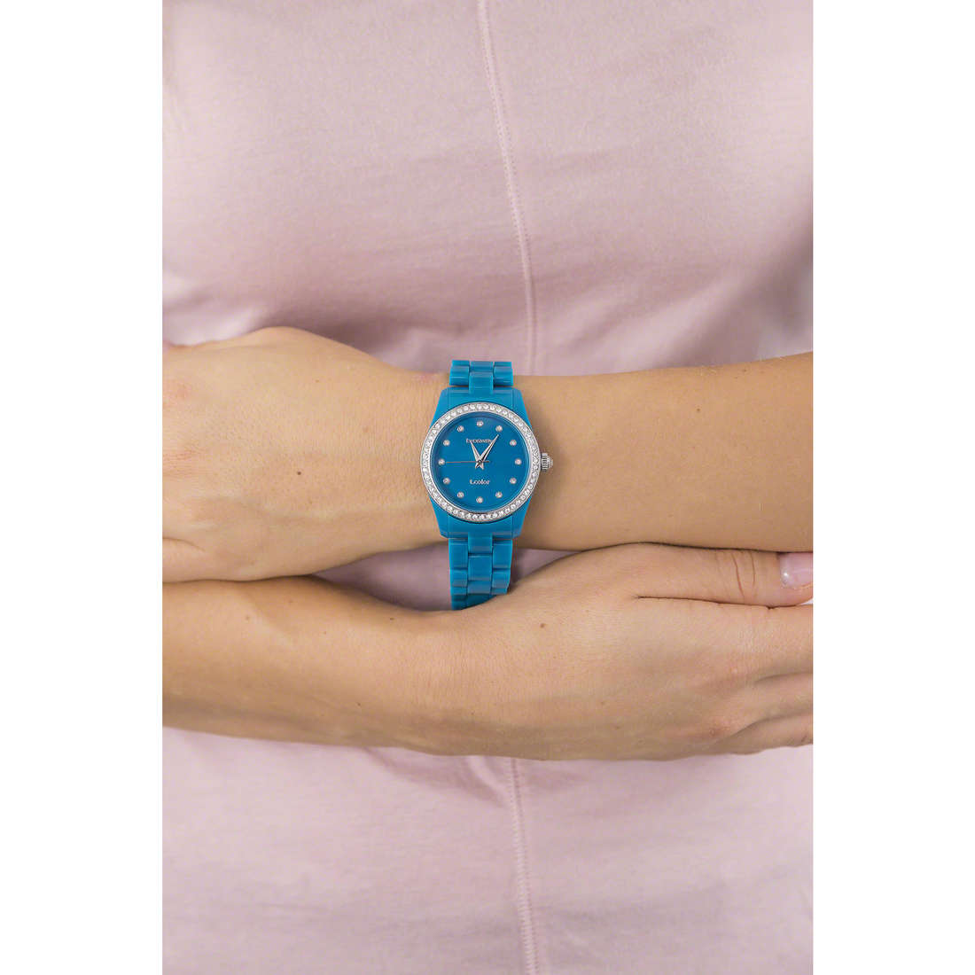 Brosway only time T-Color woman WTC44 indosso