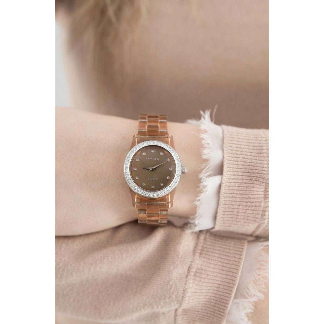 Brosway only time T-Color woman WTC62 indosso
