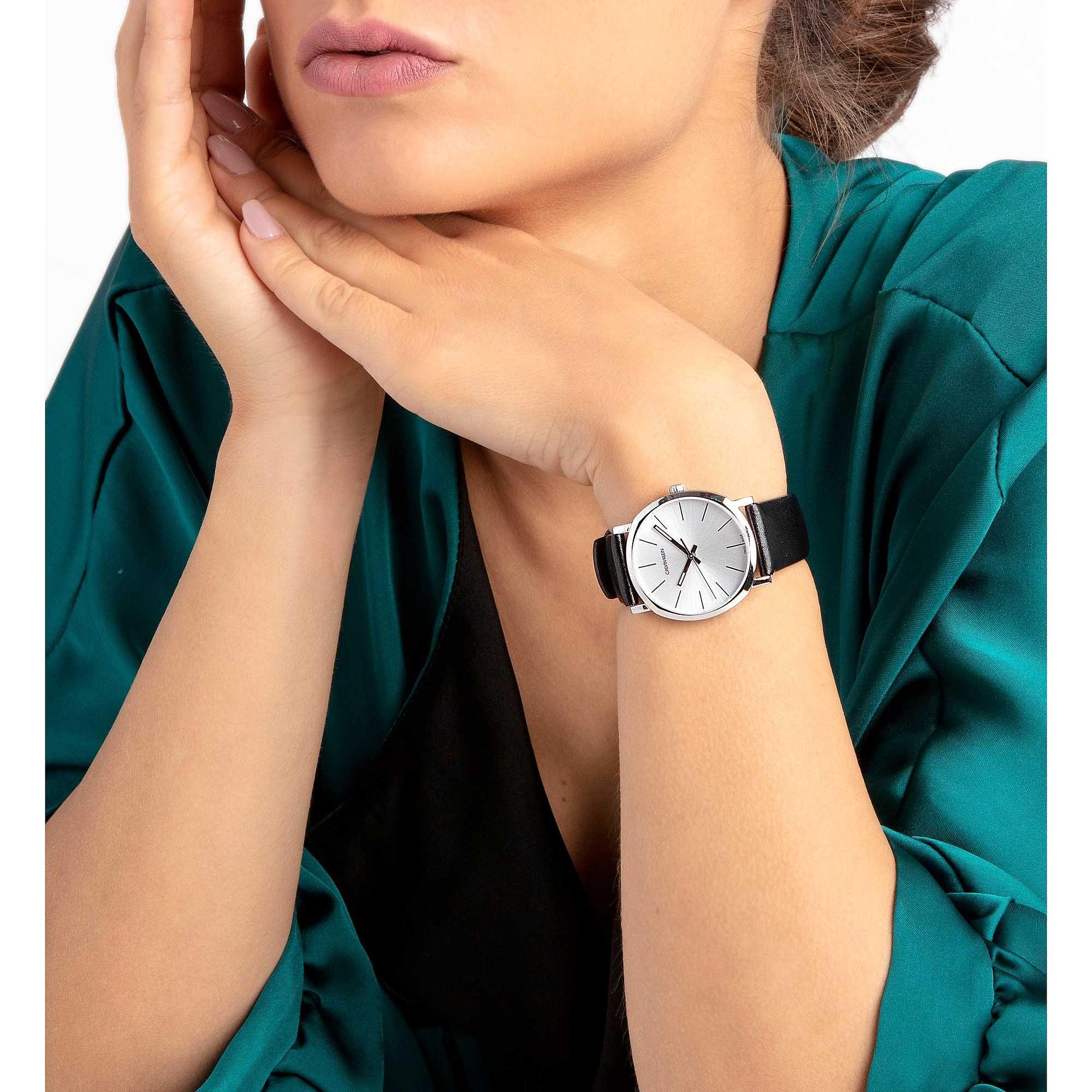 premium selection 1e543 52847 watch only time woman Calvin Klein Posh K8Q331C6