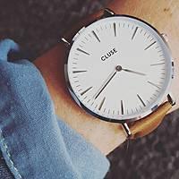watch only time woman Cluse La Bohème CL18211