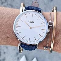 watch only time woman Cluse La Bohème CL18229