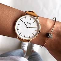 watch only time woman Cluse La Bohème CL18419