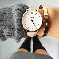 watch only time woman Cluse Minuit CL30001