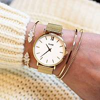 watch only time woman Cluse Minuit CL30010
