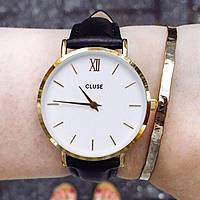 watch only time woman Cluse Minuit CL30019
