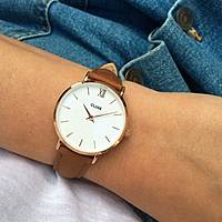 watch only time woman Cluse Minuit CL30021
