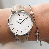 watch only time woman Cluse Minuit CL30044