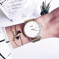 watch only time woman Cluse Pavane CL18302