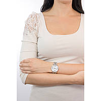 watch only time woman Fossil Carlie ES4341