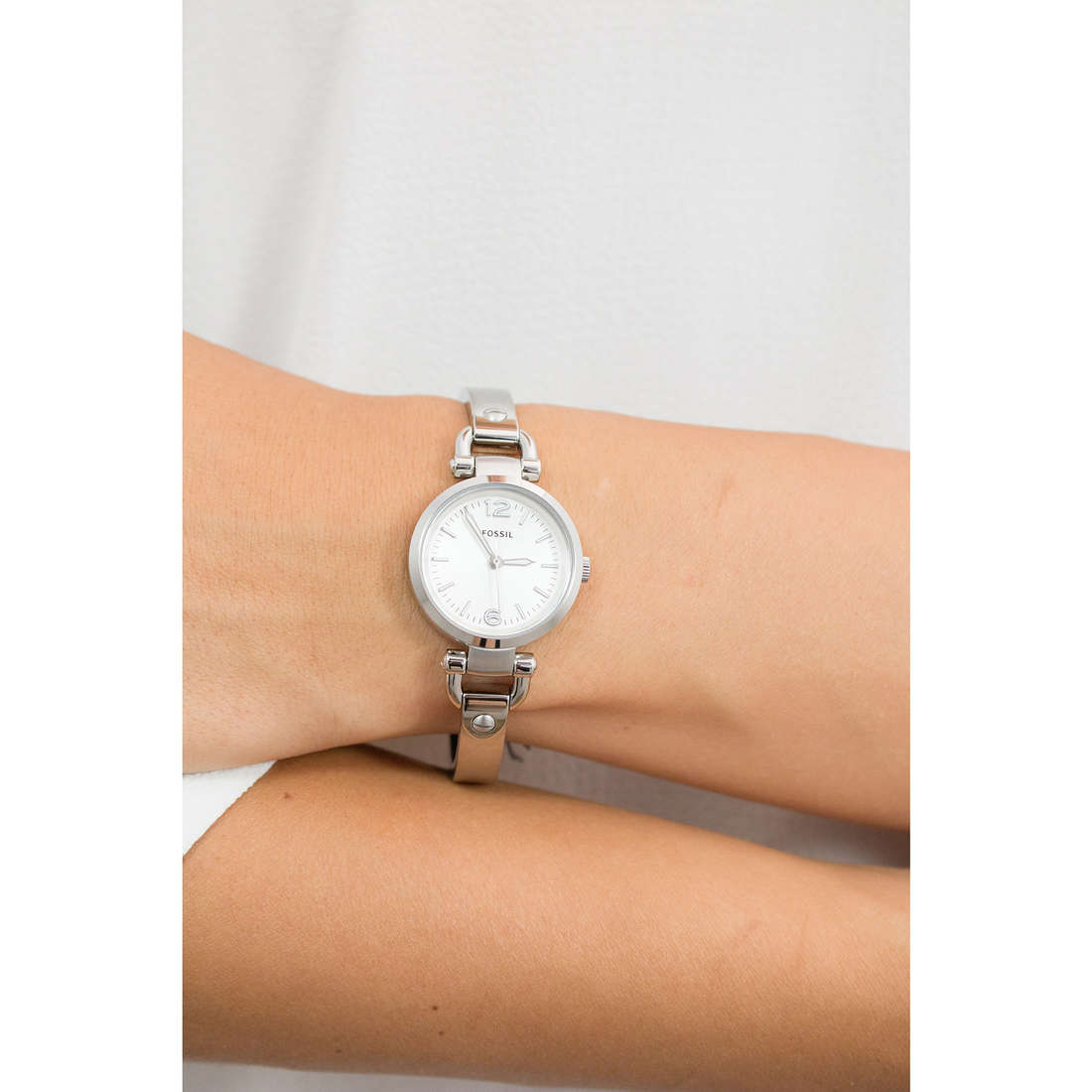 Fossil only time woman ES3269 indosso