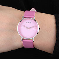 watch only time woman Furla Pin R4251113517