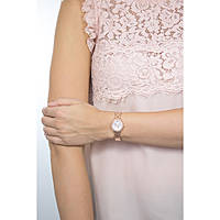 watch only time woman Guess Sweetheart W0730L3