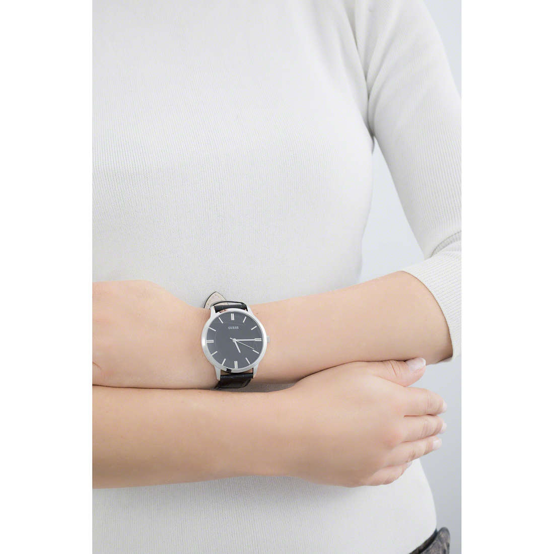Guess only time woman W0664G1 indosso