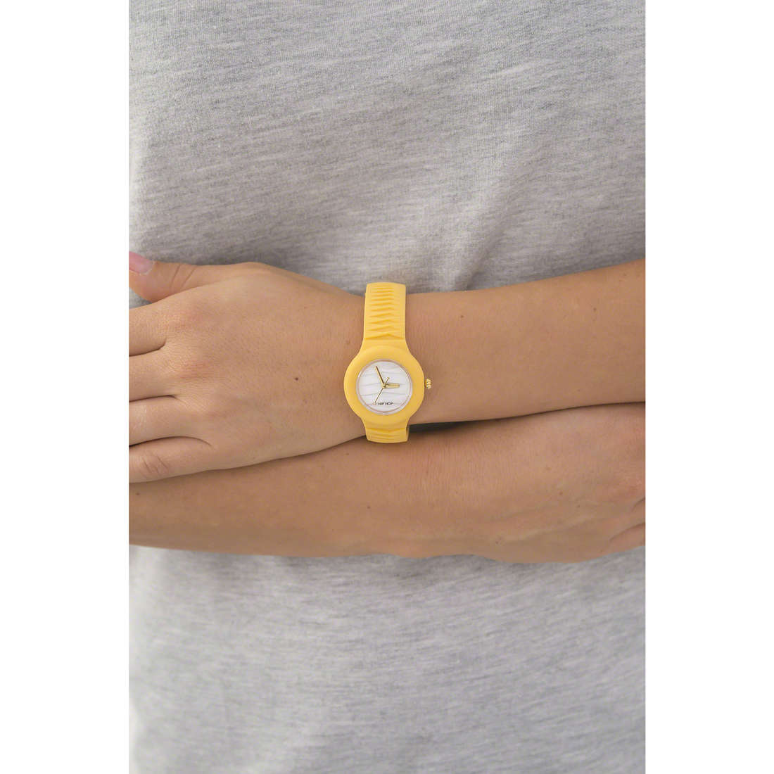 Hip Hop only time Sensoriality woman HWU0521 indosso