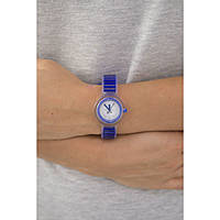 watch only time woman Hip Hop Sheer Colors HWU0447