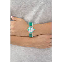 watch only time woman Hip Hop Sheer Colors HWU0449