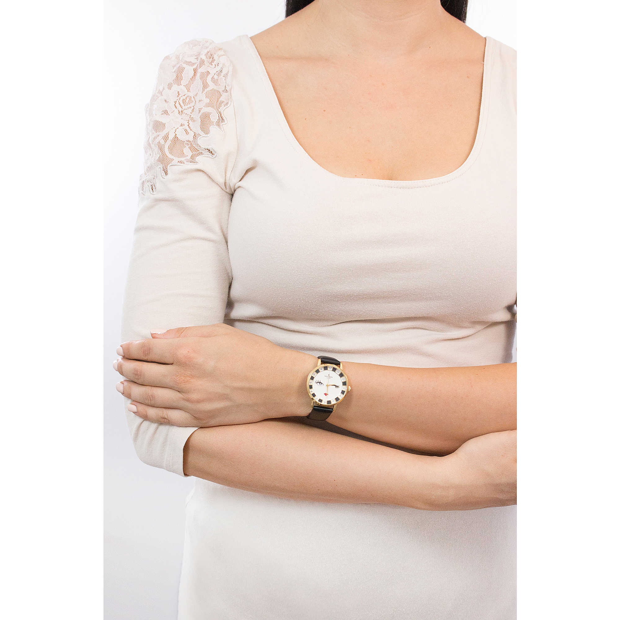 11c8669832 watch only time woman Kate Spade New York Metro KSW1052 only time ...