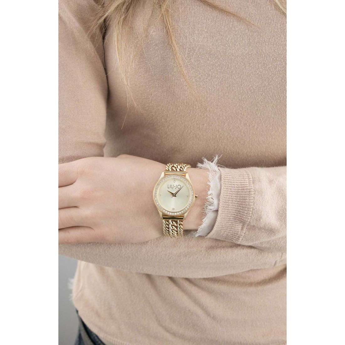 Liujo only time Atena woman TLJ934 indosso