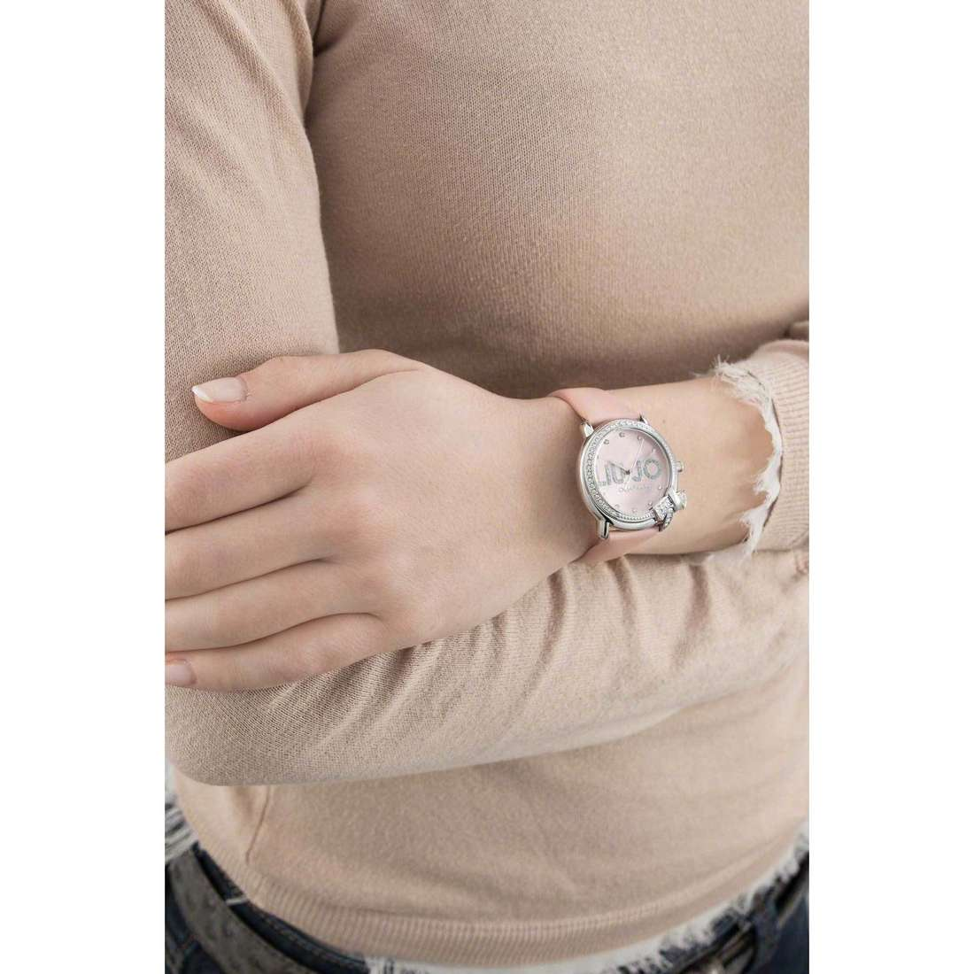 Liujo only time Sophie woman TLJ941 indosso