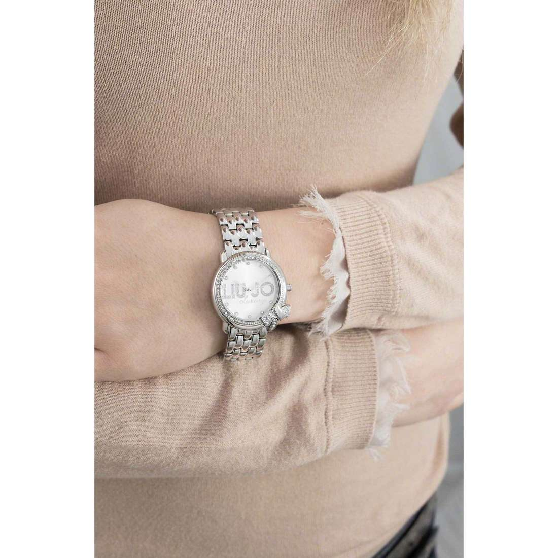 Liujo only time Sophie woman TLJ946 indosso