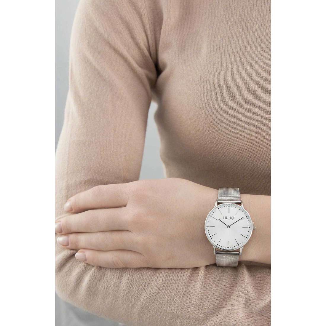 Liujo only time Moonlight woman TLJ969 indosso